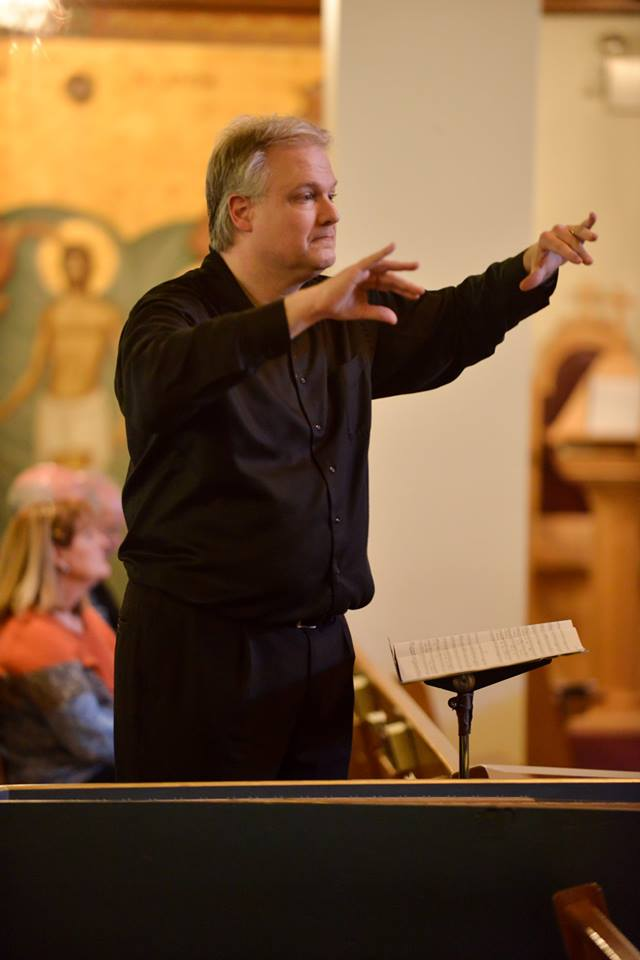 Voices Chorale Welcomes New Artist Director, Holds Meet and Greet