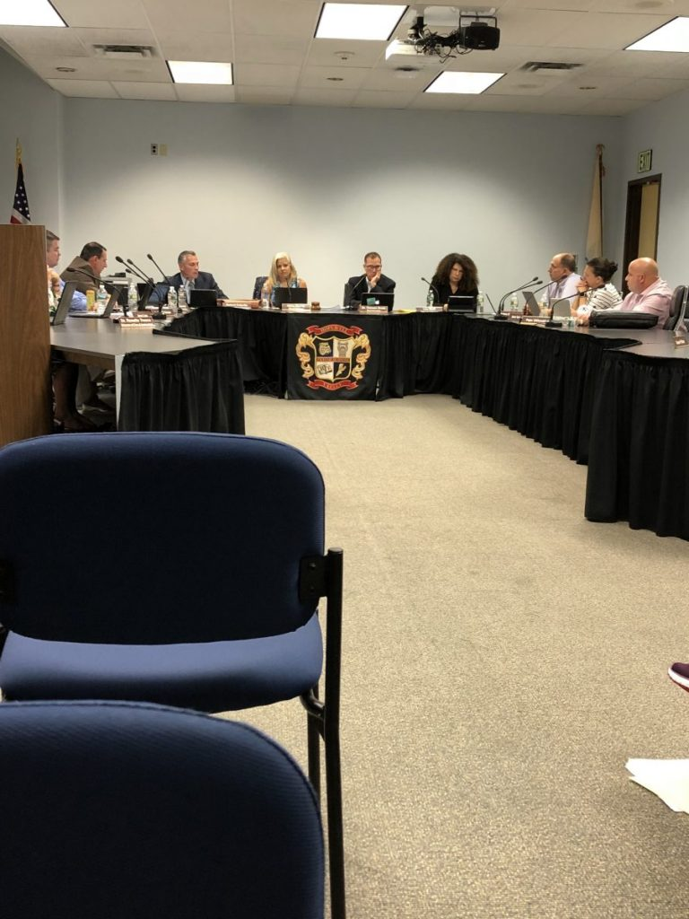 Hopewell Valley BOE Sets Goals for Upcoming School Year