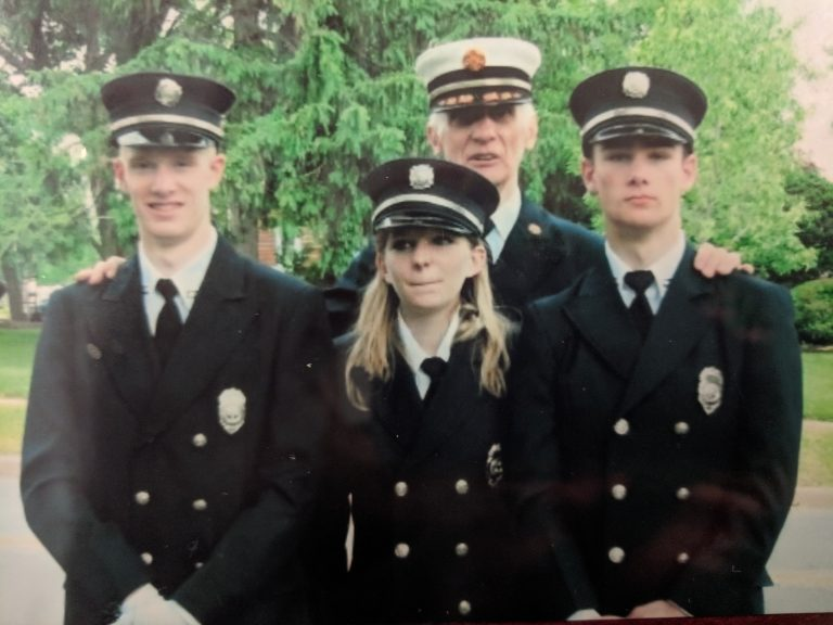 Meet Firefighting Families of Hopewell Valley: Volunteer with Relatives or Without. A Second Family Awaits