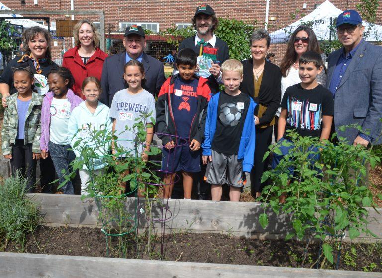 Hopewell Elementary School Named Best in New Jersey Farm to School