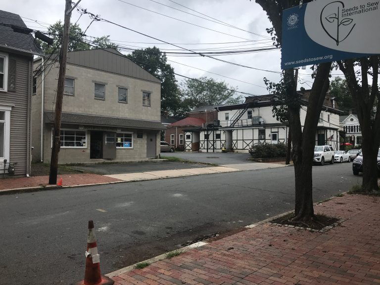 Proposed Development on Seminary Ave Discussed in Hopewell Borough