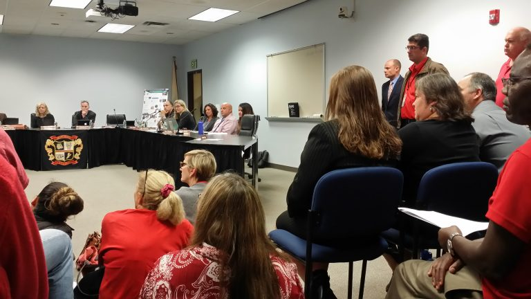 HV Board of Education Talks Contract Dispute, Violence and Vandalism Report
