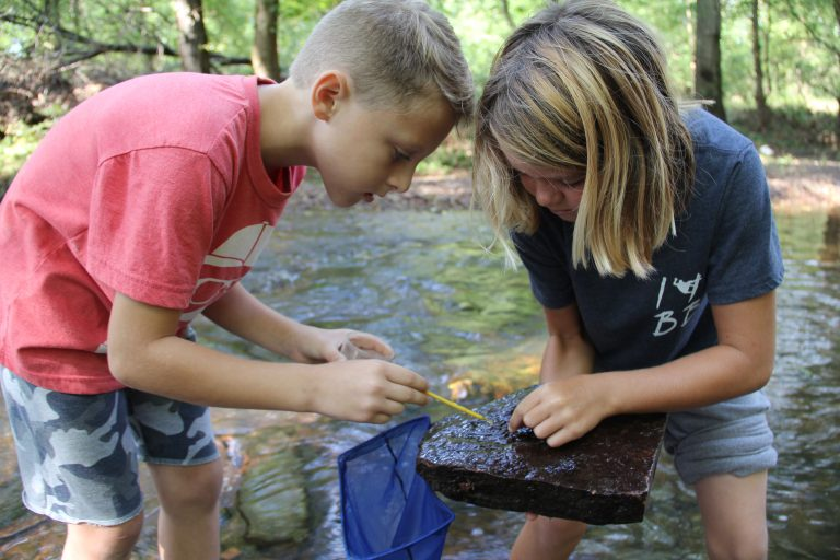 Timberlane Sixth Graders Gain Water IQ at Watershed Institute