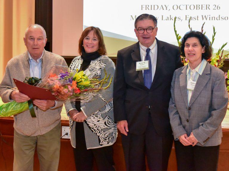 Pennington Resident Wins Best in Show at NJ Senior Citizen Art Show