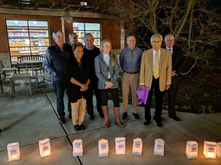 Pennington Borough Council Honors Retiring Mayor and Talks Road Work