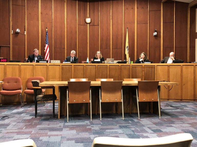Police Promotions and Agenda Issues in Hopewell Township