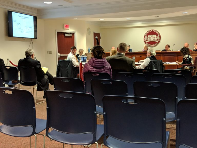 Borough Planning Board Approves Seminary Avenue Project