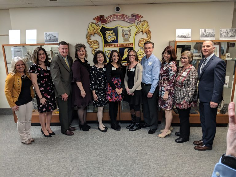 HV Board of Education Honors Governor's Award Winners, Discusses Budget Cuts