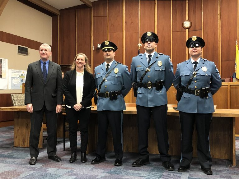 Police Promotions and PILOT Discussions in Hopewell Township