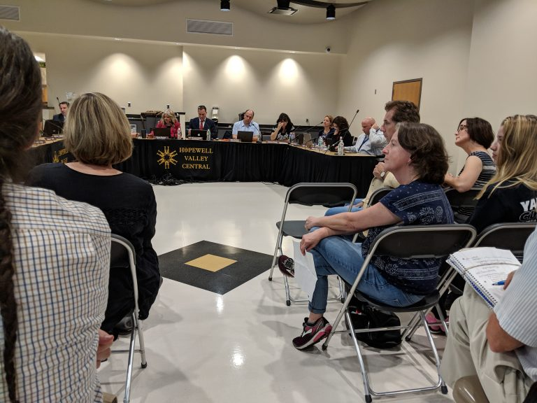 HV Board of Education Approves New Budget With 4.95% Tax Levy