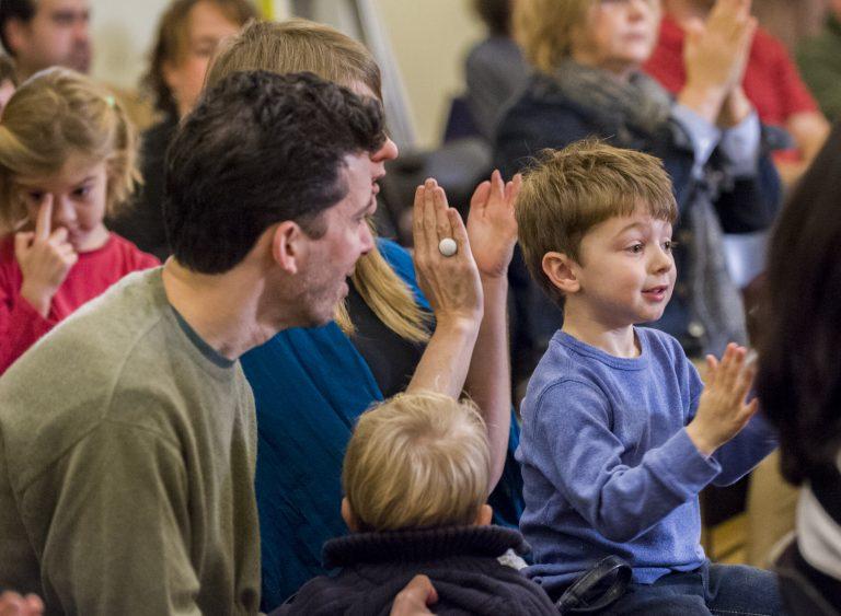 Music Together Hosts Family Benefit Concert