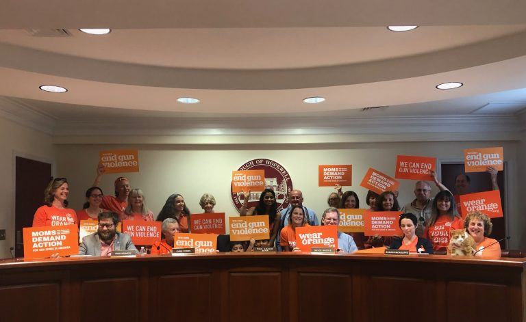 Gun Violence Awareness and Bridge Construction Take Center Stage at Hopewell Borough Council Meeting