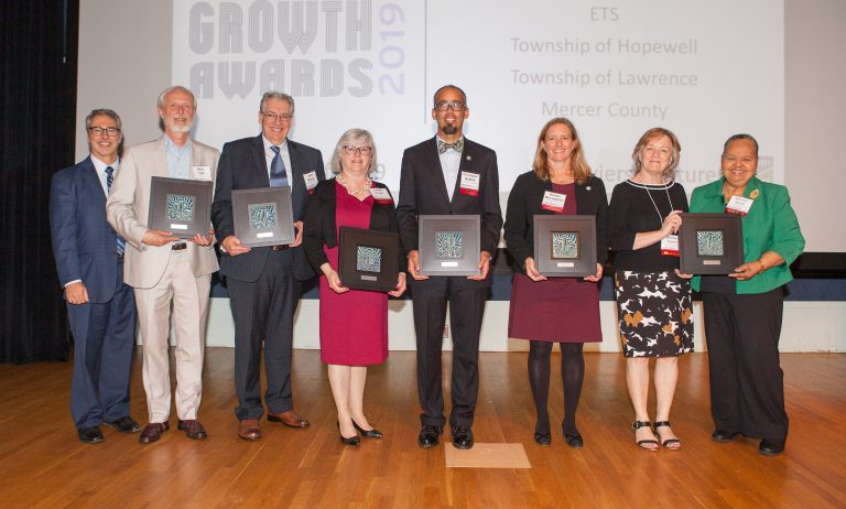 Smart Growth Award Goes to Lawrence Hopewell Trail