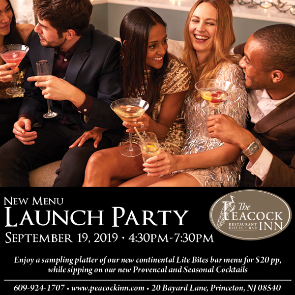 The Peacock Inn's New Menu Launch Party