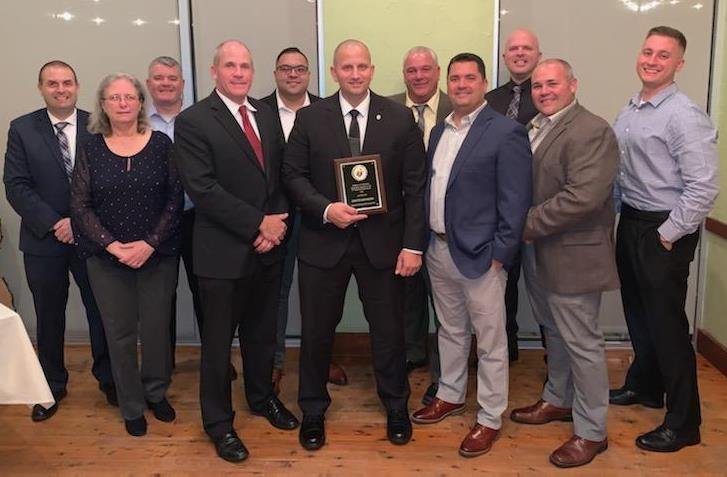 Hopewell Valley Police, Firefighters and Emergency Staff honored