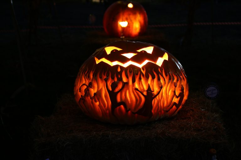 Winners shine at Hopewell Valley Arts Council's Amazing Pumpkin Carve (PHOTOS)