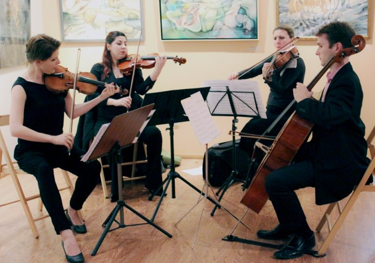 New Brunswick Chamber Orchestra Salon: Mythos