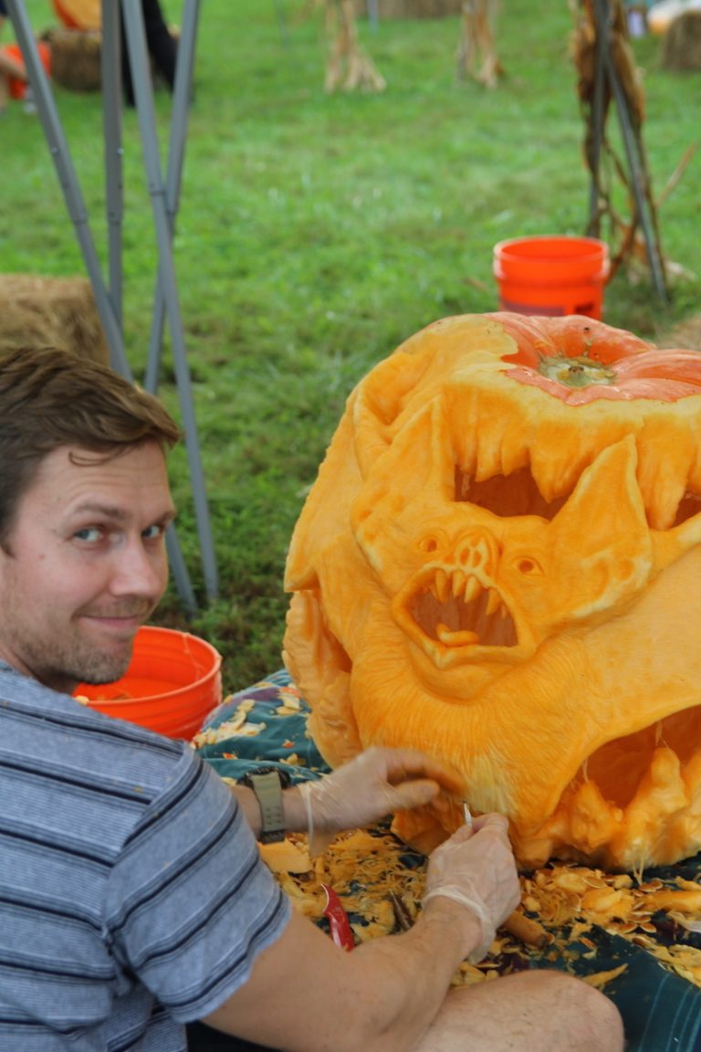 Amazing Again: Arts Council's Pumpkin Carve Returns to Hopewell Valley