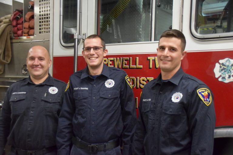 Hopewell Valley Emergency Services welcomes three new specialists