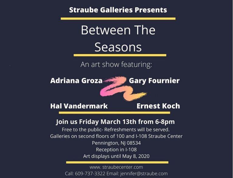 Straube Galleries Presents: Between The Seasons