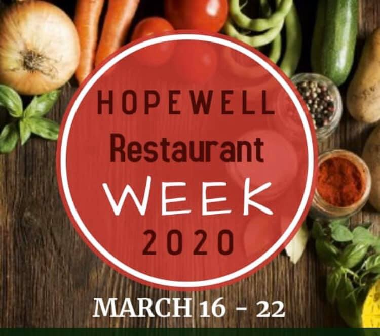 Hopewell Borough Restaurant Week March 16-22