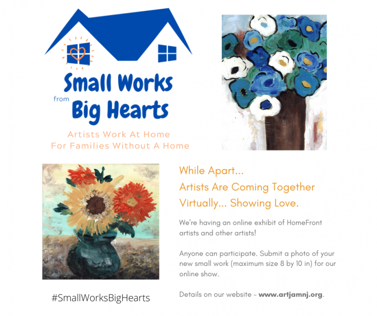 CALLING ALL ARTISTS! An invitation to CREATE & DONATE!