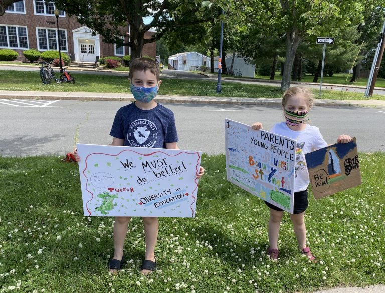 Hopewell Valley proclaims support for Black Lives