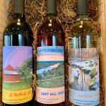wines image three bottle set