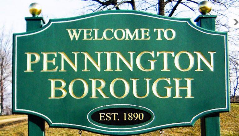 Pennington Borough announces new budget process