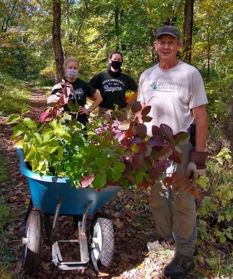 Hike the Pennington Loop trail to see the work of 100 volunteers