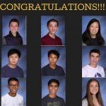 National Merit Scholars 2020