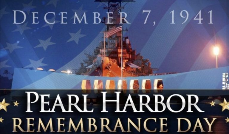 Veterans remembered on Pearl Harbor Day