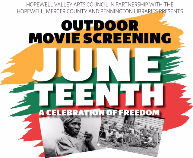 Outdoor Movie: Juneteenth – A Celebration of Freedom