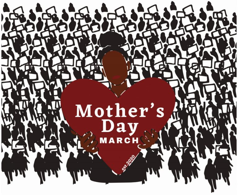 March on Mother's Day with Hope Rises Up