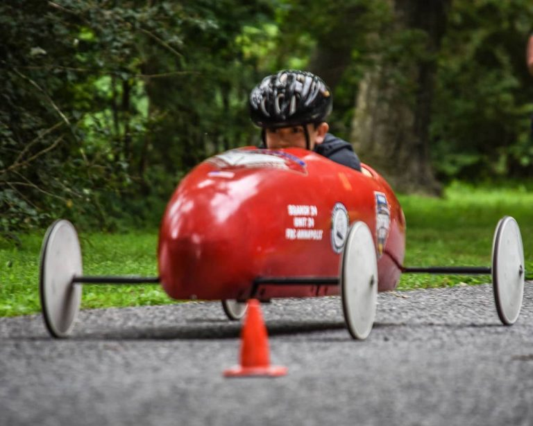 Soap Box Derby encourages fun and sportsmanship