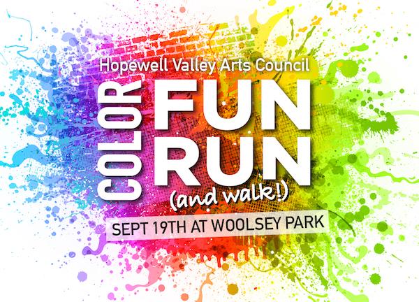 Color Fun Run & Walk
