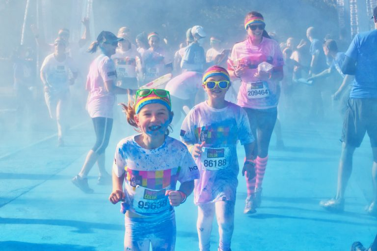 Color Fun Run Coming to Hopewell Valley