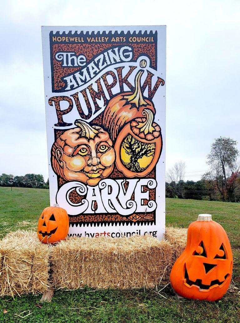 Amazing Pumpkin Carve – a labor of fun!
